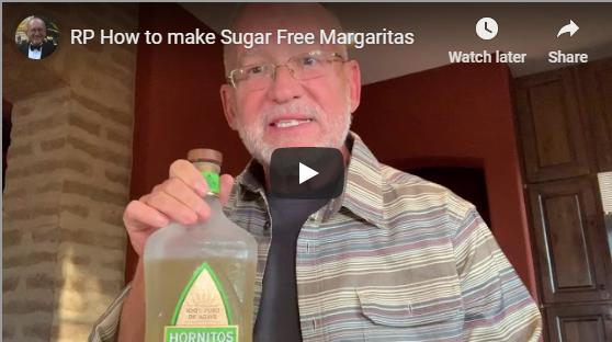 How to make Sugar Free Margaritas